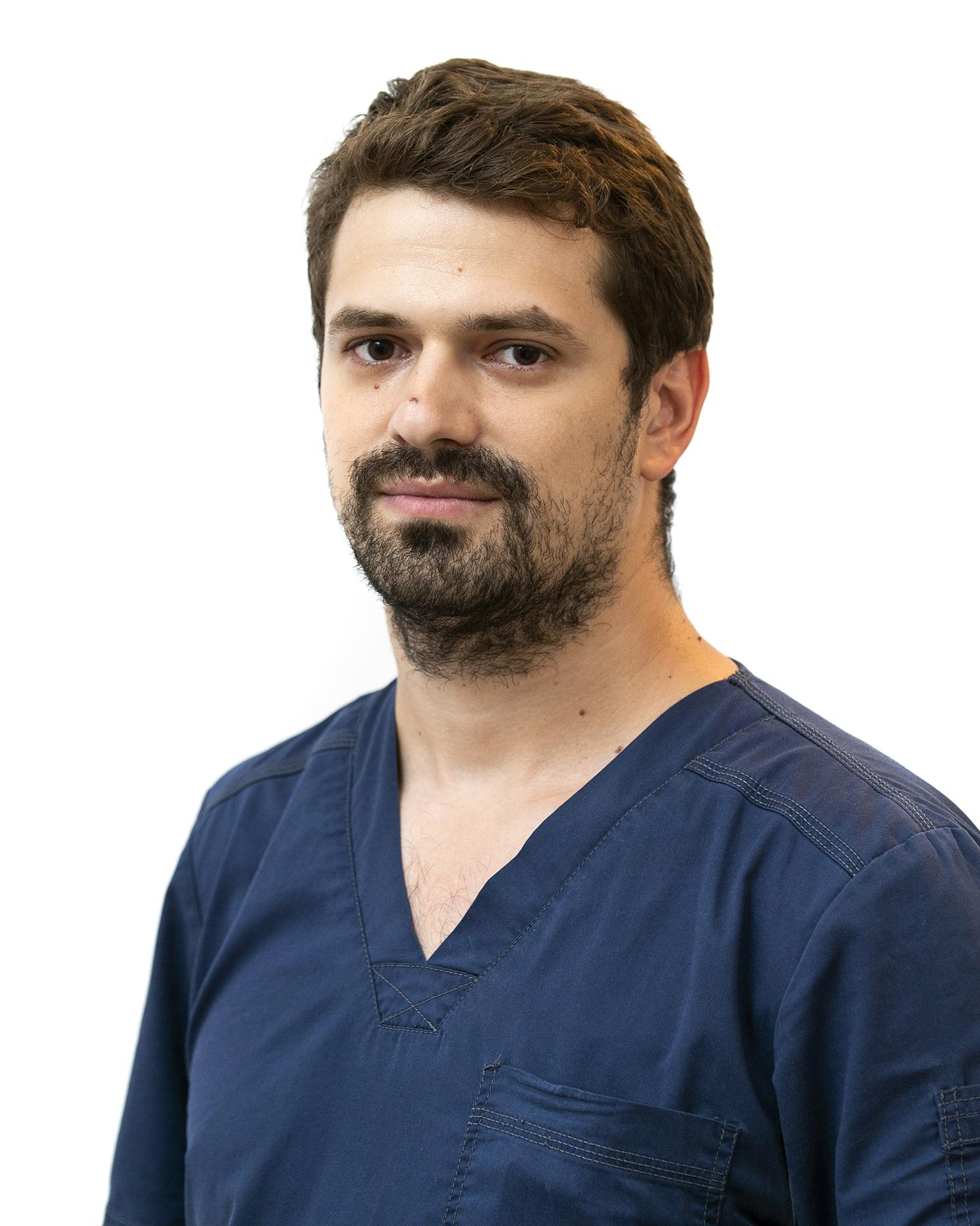 Dr. Balogh Attila Botond